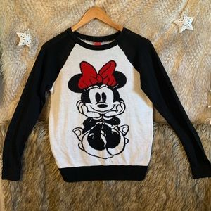 Vintage Disney Minnie Mouse Sweater